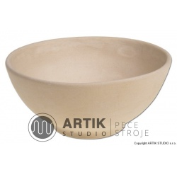 Plaster mould M2, Soup bowl