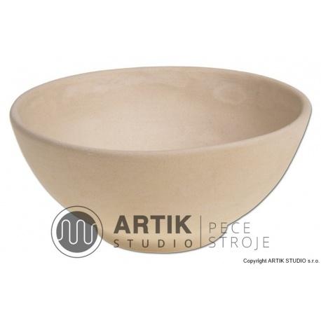 Plaster mould M2, Soup bowl