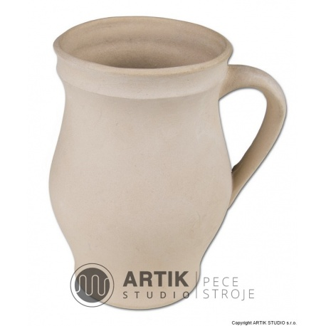 Plaster mould H2, High mug