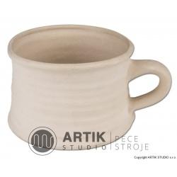 Plaster mould H9, Throwed mug