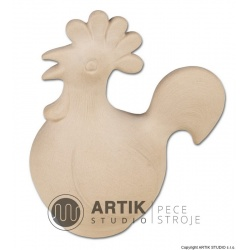 Plaster mould KH1, Rooster