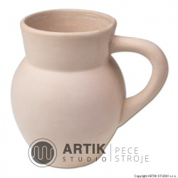 Plaster mould D2, Pitcher with handle