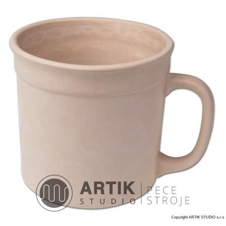 Plaster mould H10, Giant mug