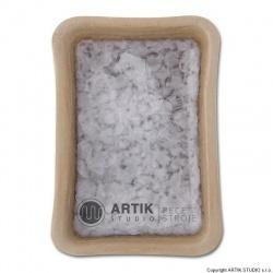 Drcené sklo GS-17, Bílá, 0,5 kg (1000-1150°C)