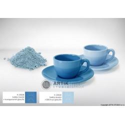 Ceramic stain K 23028, light blue
