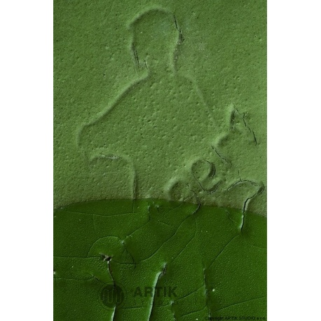 Engoba zelená SE15 (1050-1250°C), 200 ml