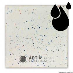 Liquid glaze PK 150t, Confetti, 200 ml