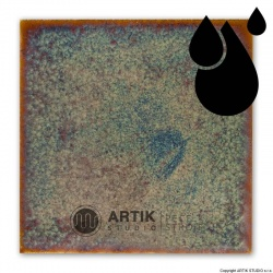 Liquid glaze PK 571t, Rustical brown, 200 ml