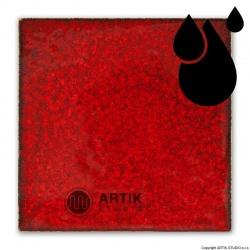 Liquid glaze PK 680t, Poppies, 200 ml