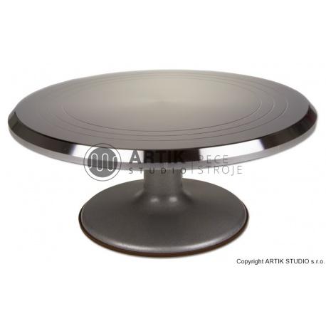Aluminium banding wheel o 30,5 cm, height 13 cm