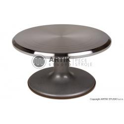 Aluminium banding wheel o 25 cm, height 13 cm