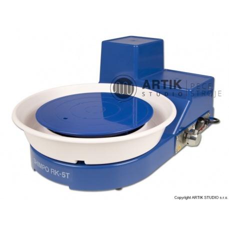 Pottery wheel Nidec Shimpo RK-5T, table top model