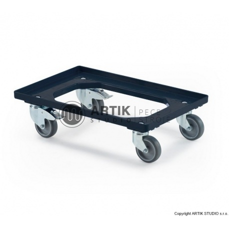 Transport trolley for TB 100