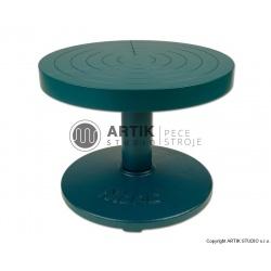 Cast-iron banding wheel Shimpo dia.25 cm, h.19 cm