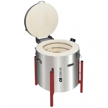 Ceramic kiln Kittec CB 50 PLUS with contr. TC 44