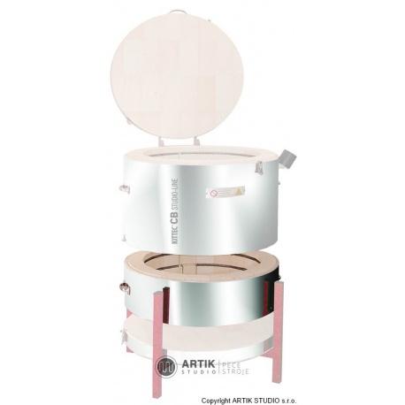 Extension ring for ceramic kiln Kittec CB 70 S
