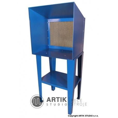 G160 Glazing spray booth