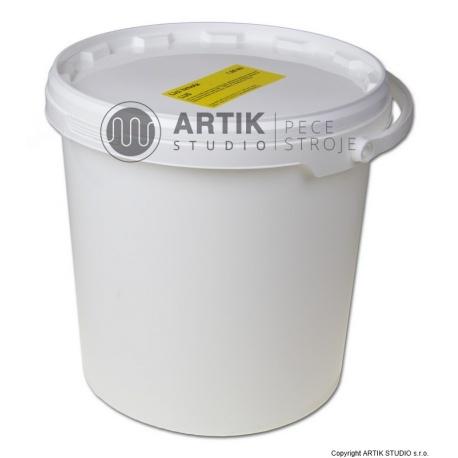Casting slip LUS with bucket 15 kg (1060-1200°C)