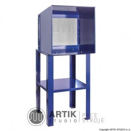 Glazing spray booth SB-1