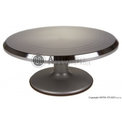 Aluminium banding wheel o 30,5 cm, h.13cm 2nd rate