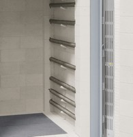 Heating elements on support tubes - chamber kilns Nabertherm