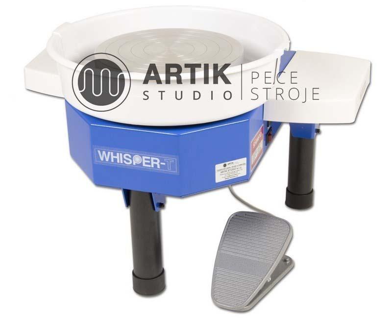 Pottery wheel Nidec Shimpo Whisper T