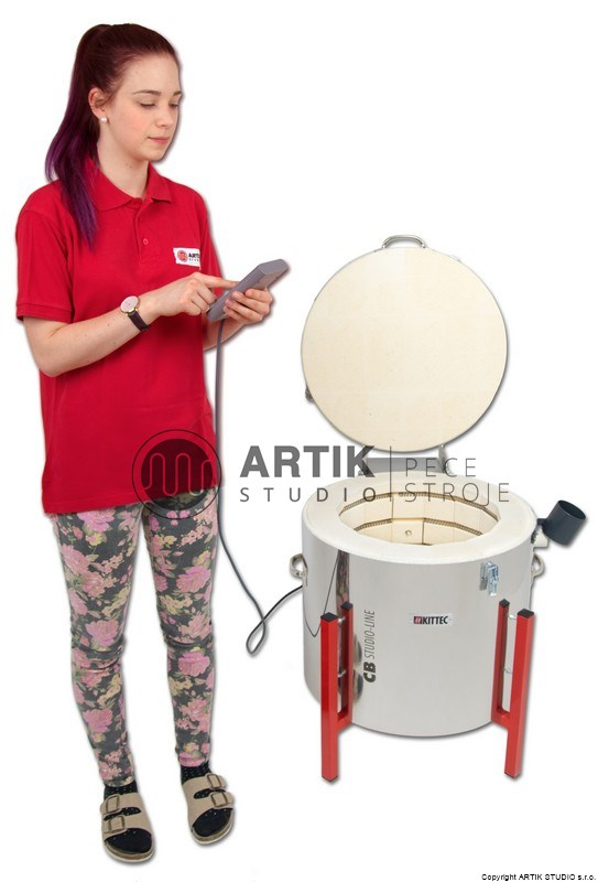 Ceramic kiln Kittec CB 95