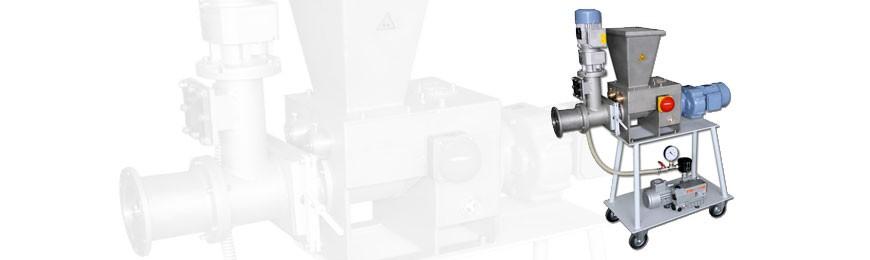 Průmyslové stroje pro výrobu keramiky